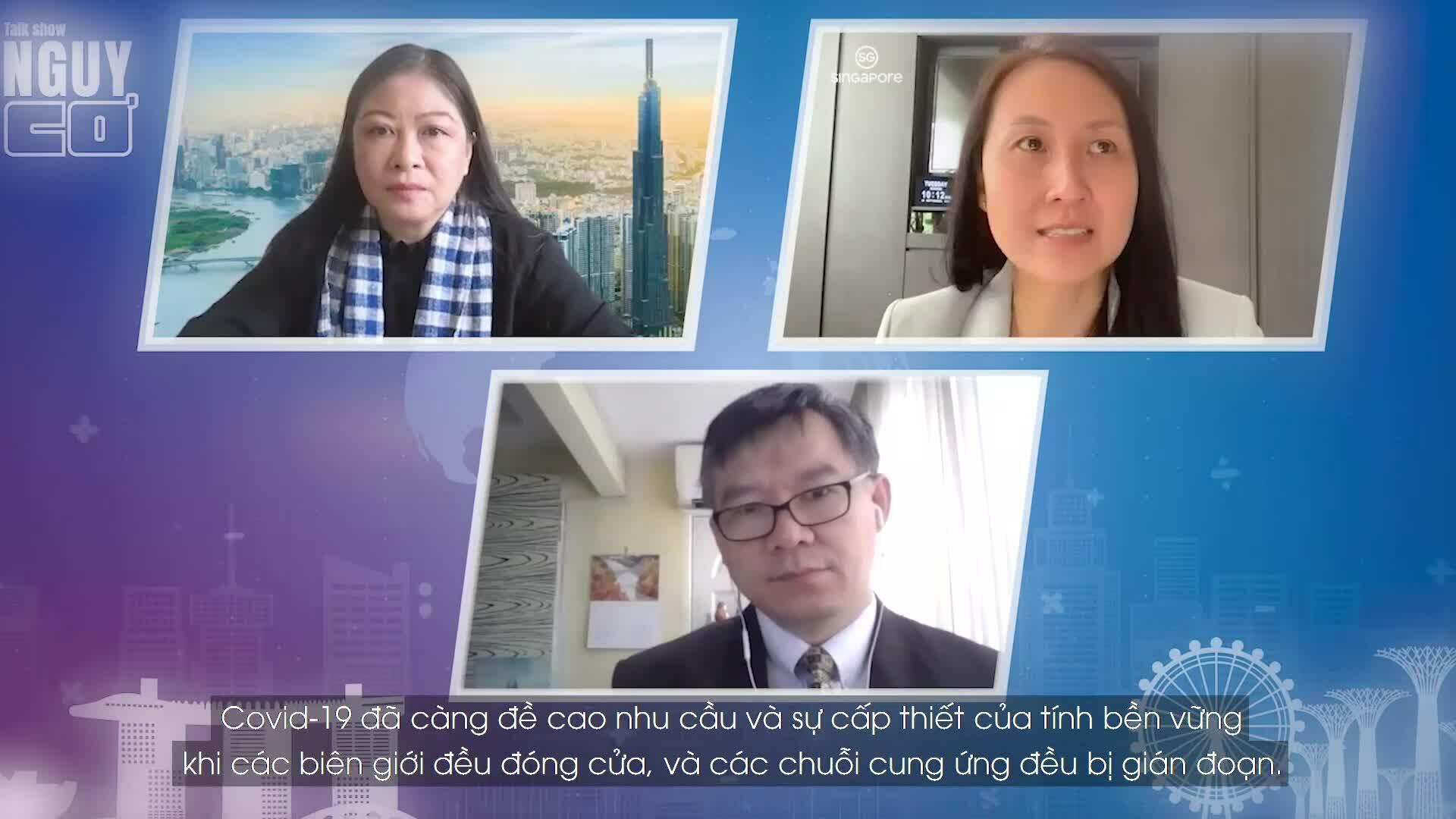 Doanh nghiệp Singapore nắm cơ hội với kế hoạch phát triển bền vững