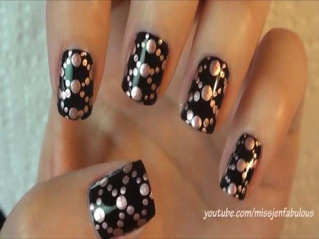 3 mẫu nail sành điệu dễ thực hiện