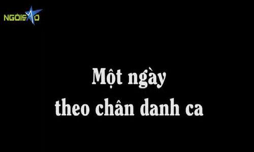 Video Một ngày của danh ca Lệ Thu