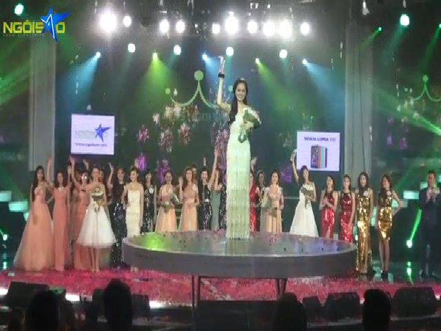 Công bố kết quả Miss Ngôi Sao 2014