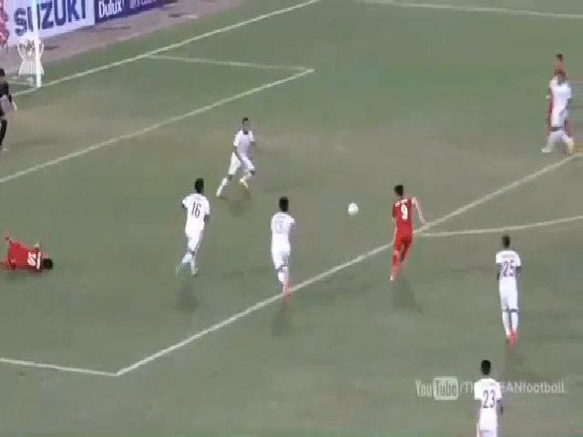 10 bàn đẹp nhất vòng bảng AFF Cup 2014