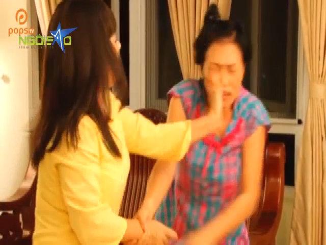 Video Phương Thanh bị Thanh Thuỷ tát