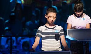 Phan Đăng Nhật Minh trả lời siêu nhanh
