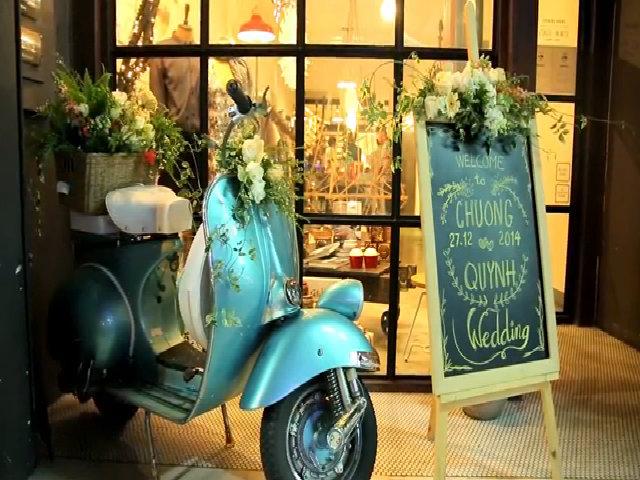 Clip đám cưới rustic của cô dâu Phương Quỳnh