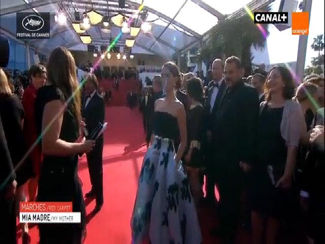 Lý Nhã Kỳ xuất hiện tại Cannes lần thứ 68