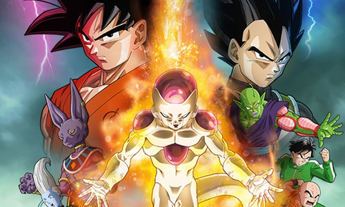 Trailer phim 'Dragon Ball Z: Resurrection of F'