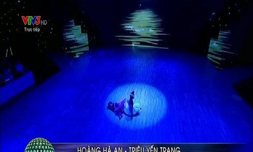 Tiết mục của Yến Trang - Hà An