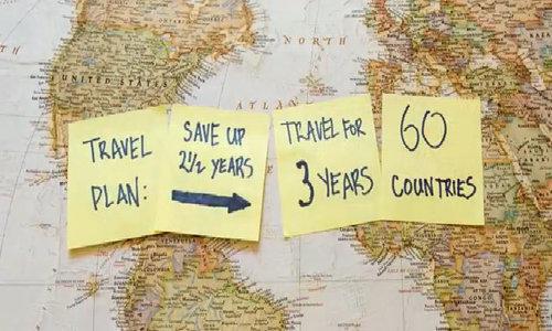 Chàng trai bỏ việc, đi 60 nước trong 3 năm