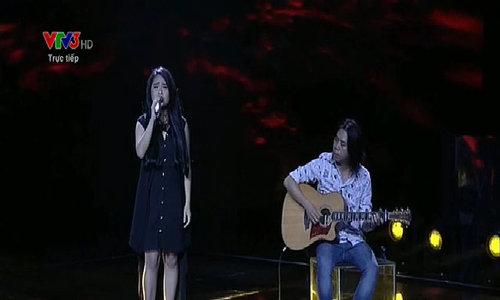 Kiều Anh hát 'Ảo ảnh trưa'