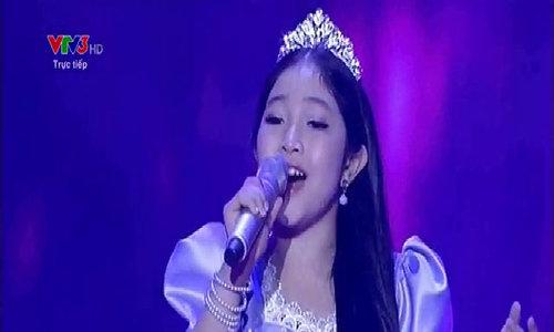 Tập 1 vòng live show 'Giọng hát Việt nhí'
