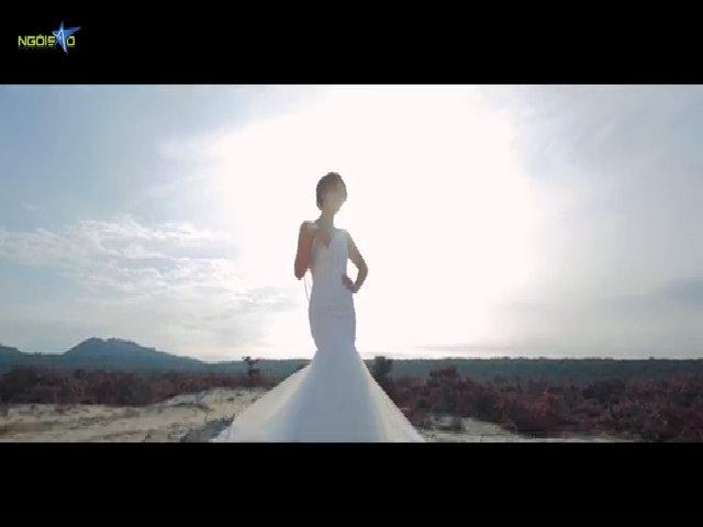 BST váy cưới lãng mạn nhẹ nhàng