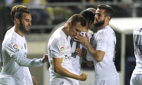 Cadiz 1-3 Real Madrid