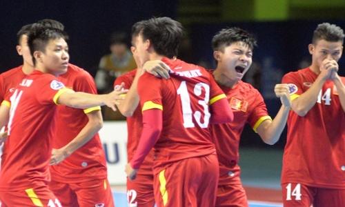 Việt Nam 4-4 Nhật Bản