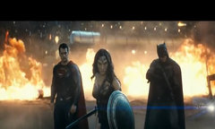 Trailer phim 'Batman v Superman: Dawn of justice'