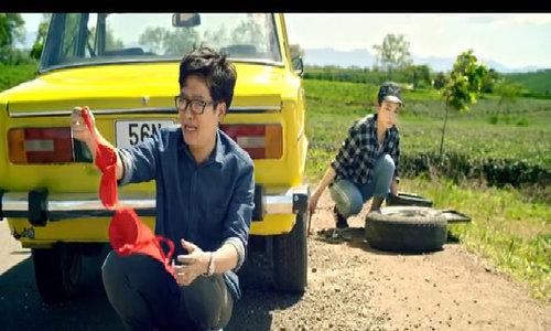Trailer phim 'Taxi, em tên gì?'