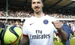 Troyes 0-9 Paris Saint Germain