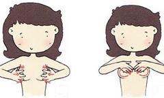 6 động tác massage giúp tăng kích thước vòng một