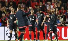 Benfica 2-2 Bayern Munich