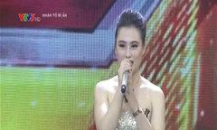 Phương Nga thể hiện ca khúc 'Mong anh về'