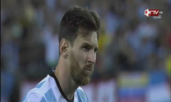 Argentina 0-0 Chilê (pen 2-4)