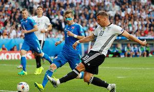 Đức 3-0 Slovakia
