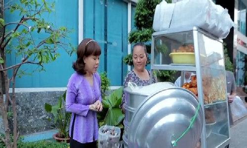 Việt Hương giới thiệu xôi cô Lan ở Sài Gòn
