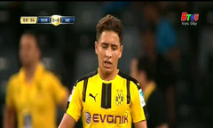 Dortmund 1-1 Man City (pen 5-6)