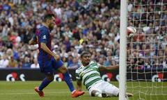 Barca 3-1 Celtic