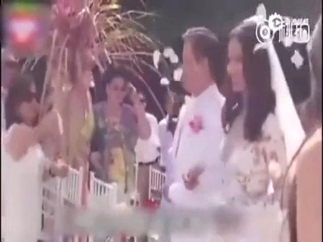 Nhìn lại hình ảnh đẹp trong hôn lễ Lâm Tâm Như ở Bali.