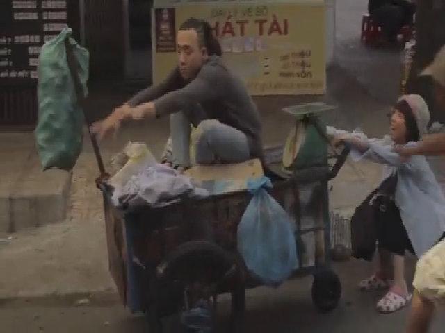 Hậu trường quay phim 'Nắng' của Thu Trang