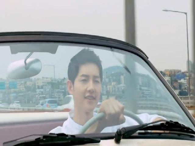 Song Yoong Ki gợi ý du lịch Hàn Quốc