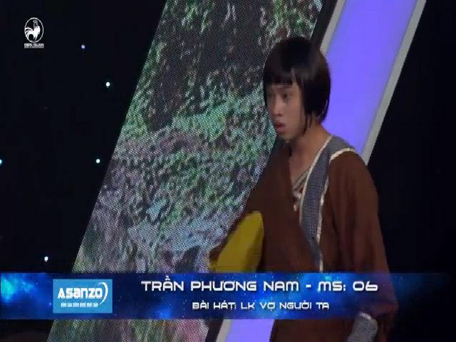 Trường Giang bất ngờ khi học trò nhép giọng mình tại Tuyệt chiêu siêu diễn