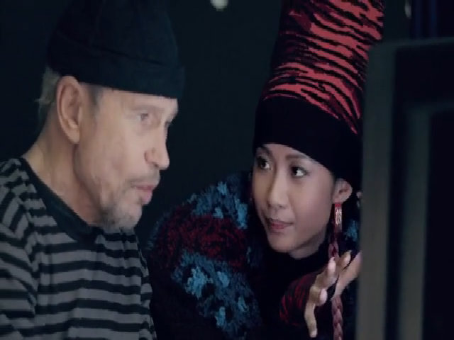 Rapper Suboi tham gia chiến dịch quảng cáo của Kenzo x H&M