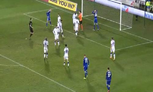 Cardiff City 0-2 Leeds United