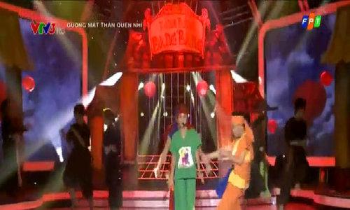 Công Quốc - Thu Hằng hát 'Bống bống bang bang'