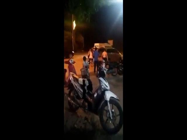 Châu Việt Cường bị nhóm người say rượu gây sự, chặn đánh