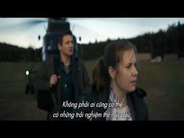 Trailer phim 'Arrival'