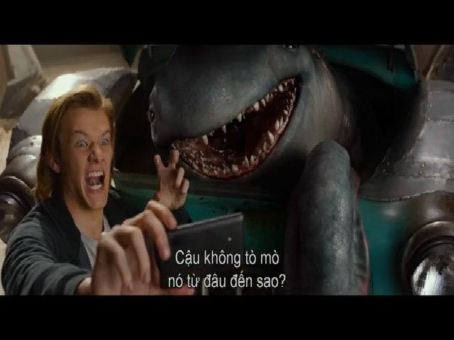 Trailer phim 'Monster Trucks'
