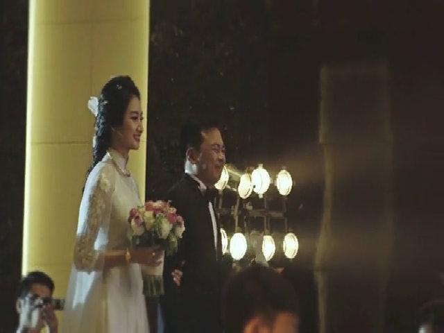 Những khoảnh khắc đẹp trong lễ ăn hỏi hoàng tránh của Hoa hậu Thu Ngân