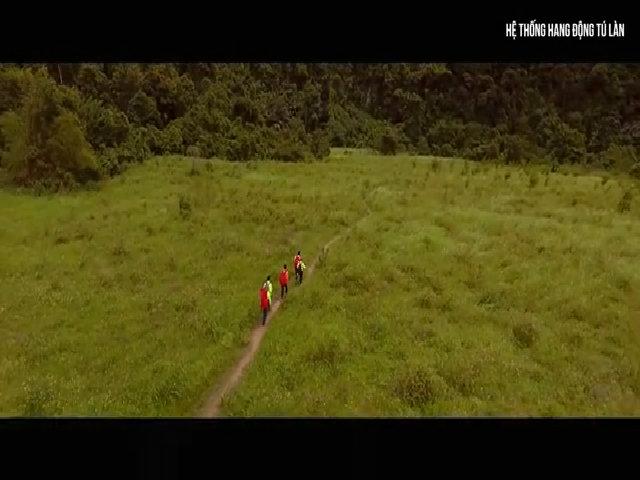 Quảng Bình tuyệt đẹp trong video quảng bá phim Kong