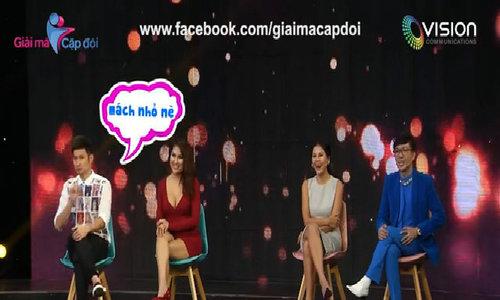 Phi Thanh Vân tham gia Giải mã cặp đôi