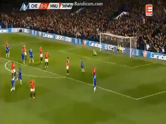Kante sút tung lưới MU ở tứ kết FA Cup