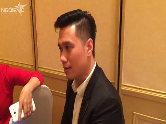 Việt Anh: 'Tôi và bà xã đã là vợ chồng 2 năm nay'