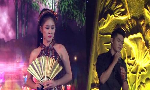 Lê Phương và Trung Kiên hát 'Thao thức vì em'