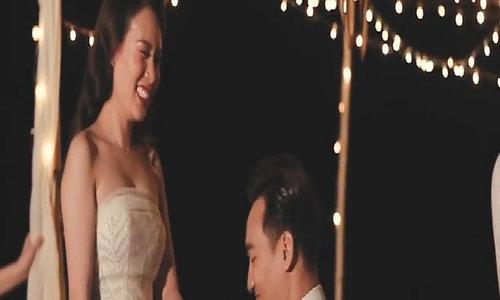 Lễ Hằng thuận của vợ chồng MC Thành Trung