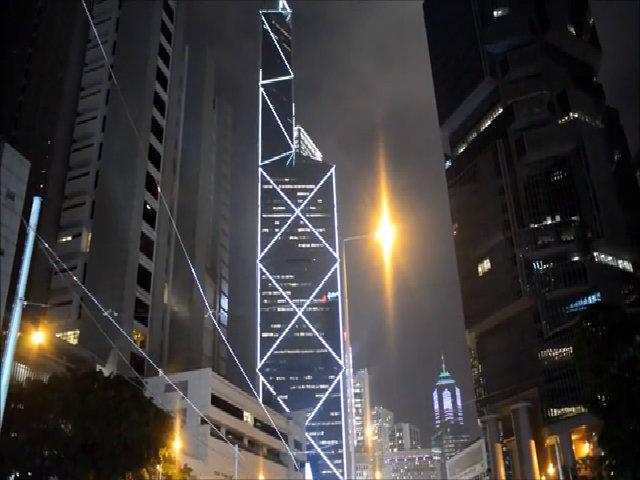 Tháp Bank of China, Hong Kong