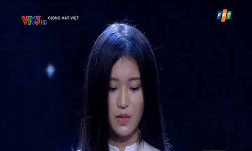 Han Sara hát 'Thương ca tiếng Việt'