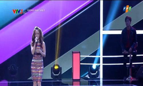 Ngọc Kayla hát 'I will show you'