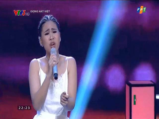 Phương Mai hát 'Tell my why'