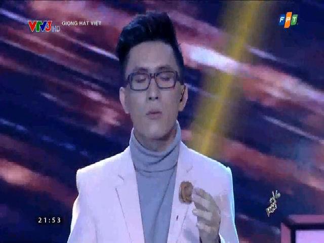 Văn Minh hát 'Chuyện của mùa đông'